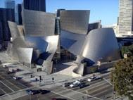Walt Disney Concet Hall, CA, USA