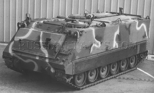 A New Family Of Tracked Carriers part 4