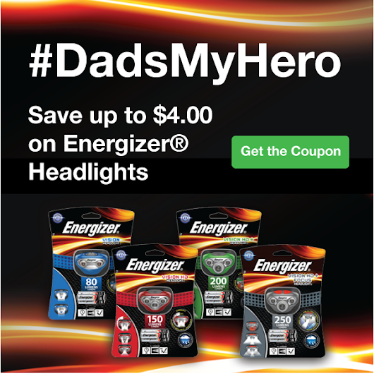 High Value Energizer Headlights Printable Coupon - Couponing 101