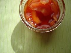 apple-caramel preserve