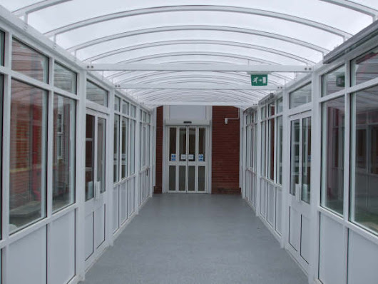 Canopies have a multitude of benefits and uses for care homes