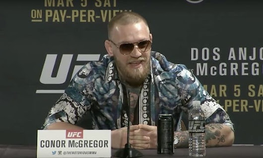 UFC 196 Conor McGregor vs. Nate Diaz Odds: McGregor Early Favourite | Sports Interaction Blog