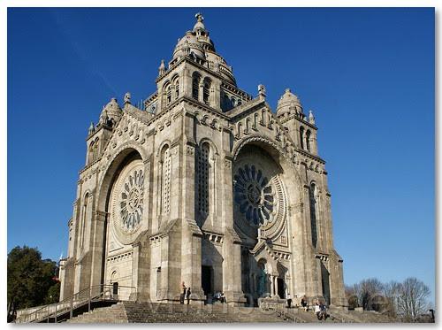 Basílica de Santa Luzia by VRfoto