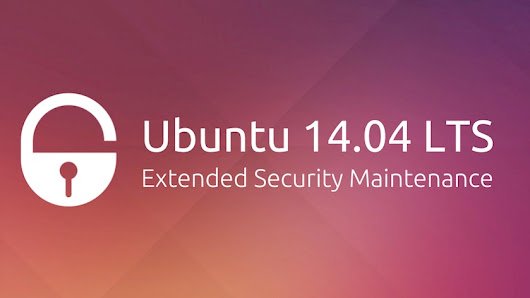 Ubuntu 14.04 Will Get Extended Security Maintenance Support - OMG! Ubuntu!