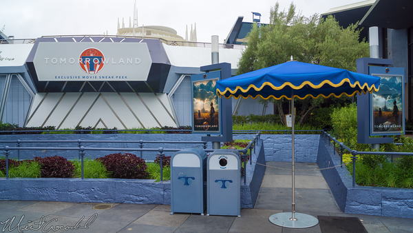 Disneyland Resort, Disneyland60, Disneyland, Tomorrowland, Theater, Close