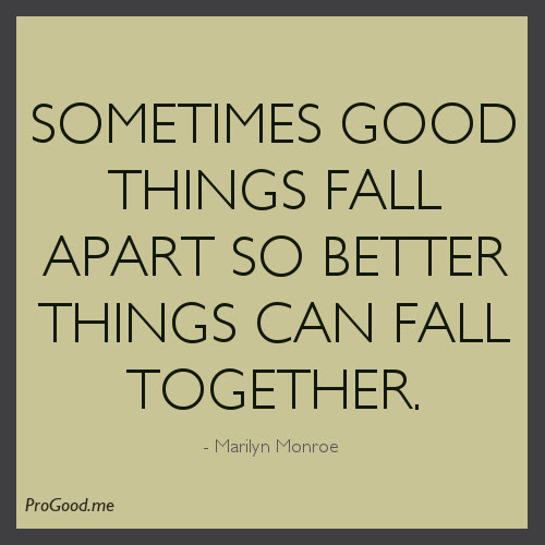 Quotes About Things Fall Apart 57 Quotes