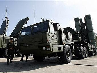 """С-400 """"Триумф"""". Фото ©AFP"""