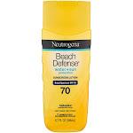 Neutrogena Beach Defense Water + Sun Protection Sunscreen Lotion SPF 70 6.7 fl oz