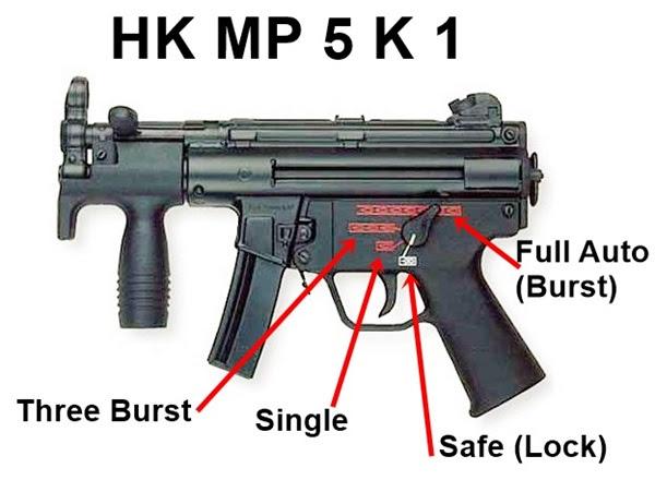 HK MP 5 K1