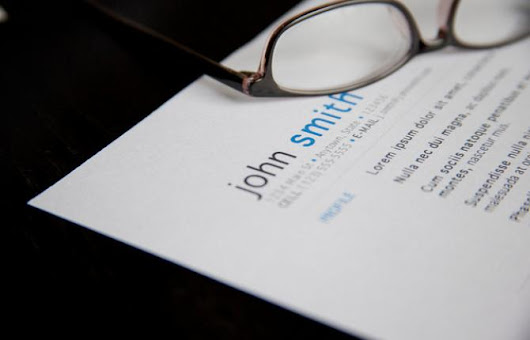 How to make your CV stand out by just tweaking here and there.