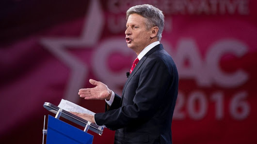 Gary Johnson Says 2016 Race 'Real Opportunity' for Libertarian Party - ABC News