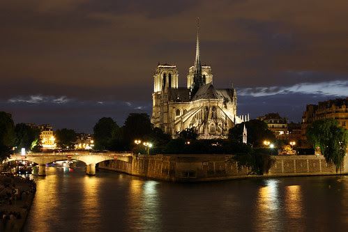 Notre-Dame de Paris (Exhibitions UEVF 24/01/09, UNESCO 31/01/09)