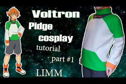 Cosplay Voltron Pidge