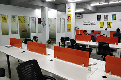 Shared Office Space In Gurgaon