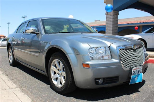 Used 2007 Chrysler 300 Touring for Sale in Phoenix AZ 85022 A to Z Auto Mall