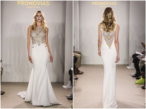 2018 Wedding Dress Trends   Mallorca Weddings