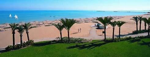 The Beach at Stella Di Mari