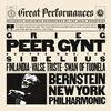 Leonard Bernstein Grieg: Peer Gynt Suite No. 1 & No. 2 & Sibelius: Finlandia & Valse Triste & The Swan of Tuonela