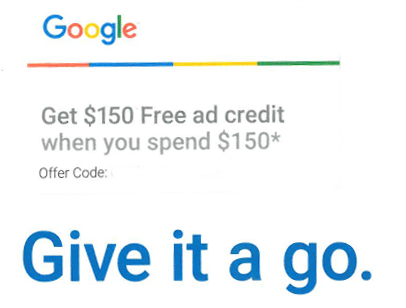 Google AdWords Promo Codes