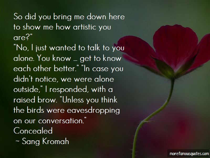 Sang Kromah Quotes Top 4 Famous Quotes By Sang Kromah