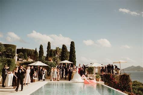 Stunning elegant wedding at La Fortaleza, Mallorca