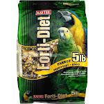 Kaytee Forti-Diet Bird Food, Parrot - 5 lb bag