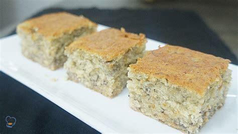 Pinay Panadera's Culinary Adventures: Banana Cake