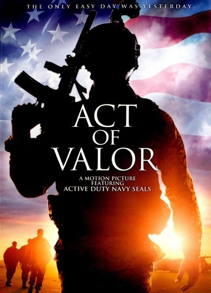 The Act of Valor (2012) 480p & 720p BluRay Dual Audio (Hindi+English) Full Movie