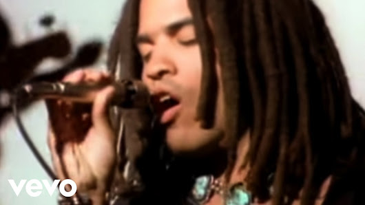 Lenny Kravitz - It Ain't Over Til It's Over - YouTube