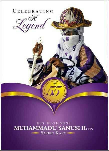Emir Sanusi Celebrates His 55th Birthday