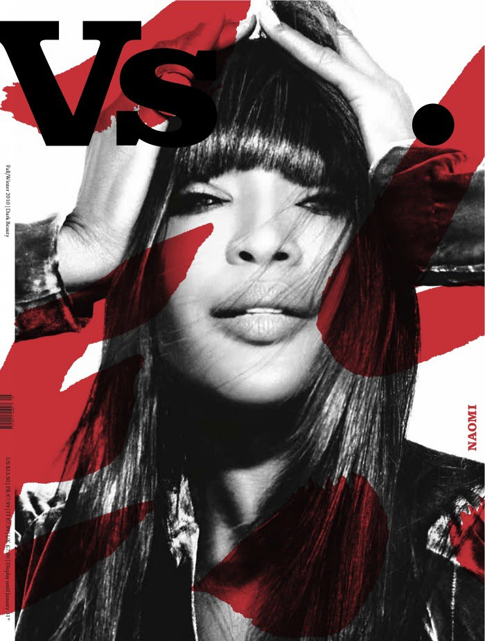 NaomiCampbell, Fashion, Cover, Ad, Campaign, Photography, red, black and white, glamorous