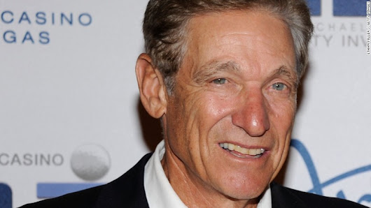 Surprise! TV host Maury Povich owns this Montana newspaper