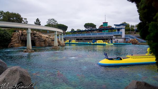 Disneyland Resort, Disneyland, Finding Nemo Submarine Voyage, Refurbishment, Refurbish, Refurb