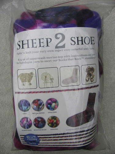 Sheep 2 Shoe kit