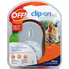Off Clip-On Mosquito Repellent - 0.0016 oz