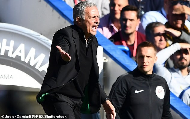 Jose Mourinho To Launch Probe Into How Manchester United's Starting Line-Up Was Leaked Ahead Of Draw Against Chelsea