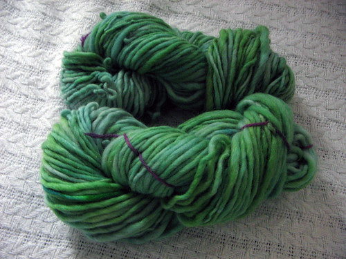 Green Chunky Singles