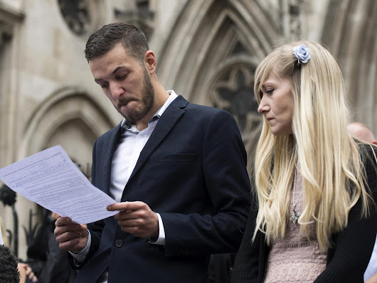 Professor who offered to help Charlie Gard had financial interest in drug he wanted to treat him with, hospital reveals