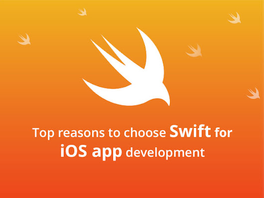 What makes Swift a preferred choice for iOS app development? - Zaptech Solutions