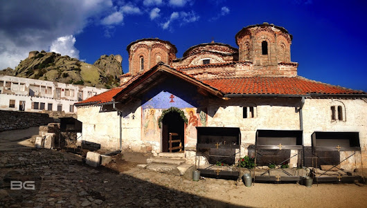A Motorcycle Trip to Treskavec Monastery, Macedonia | The Blonde Gypsy