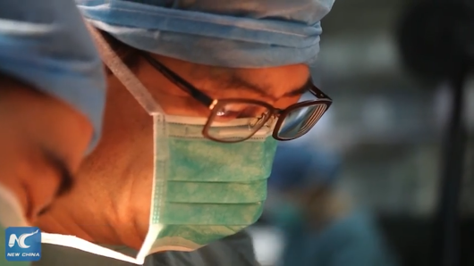 Surgeons in China reconstruct the breast of a cancer patient with 4D printed implant