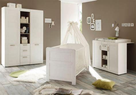 komplett babyzimmer landhaus babybettwickelkommode