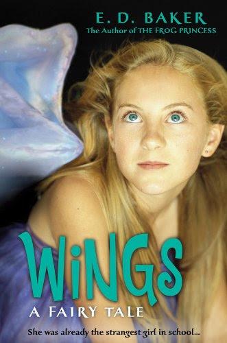 Wings: A Fairy Tale by E. D. Baker