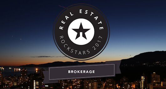 RESAAS' 2017 Real Estate Rockstars: Real Estate Brokerage of the Year