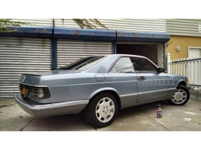 1987 mercedes Benz 560 sec Coupe for Sale - $3500 (maspeth ...