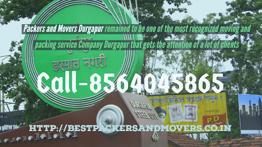 Which are the best packers and movers in Durgapur, West Bengal?