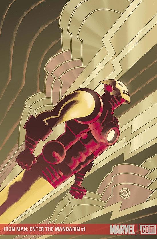 Iron Man: Enter MANDARIM