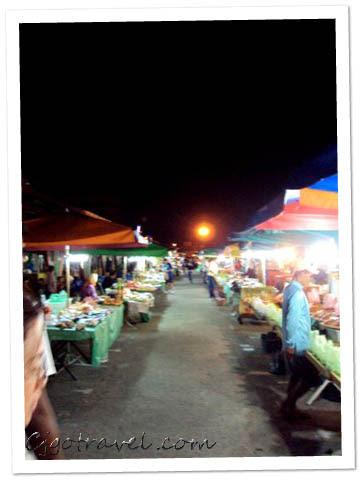KK pasar malam