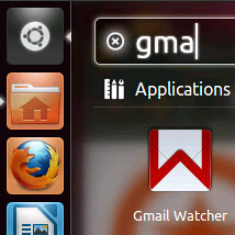 gmail notification Ubuntu