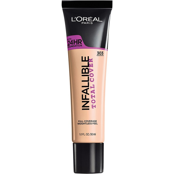 Image result for l'oreal infallible total cover foundation